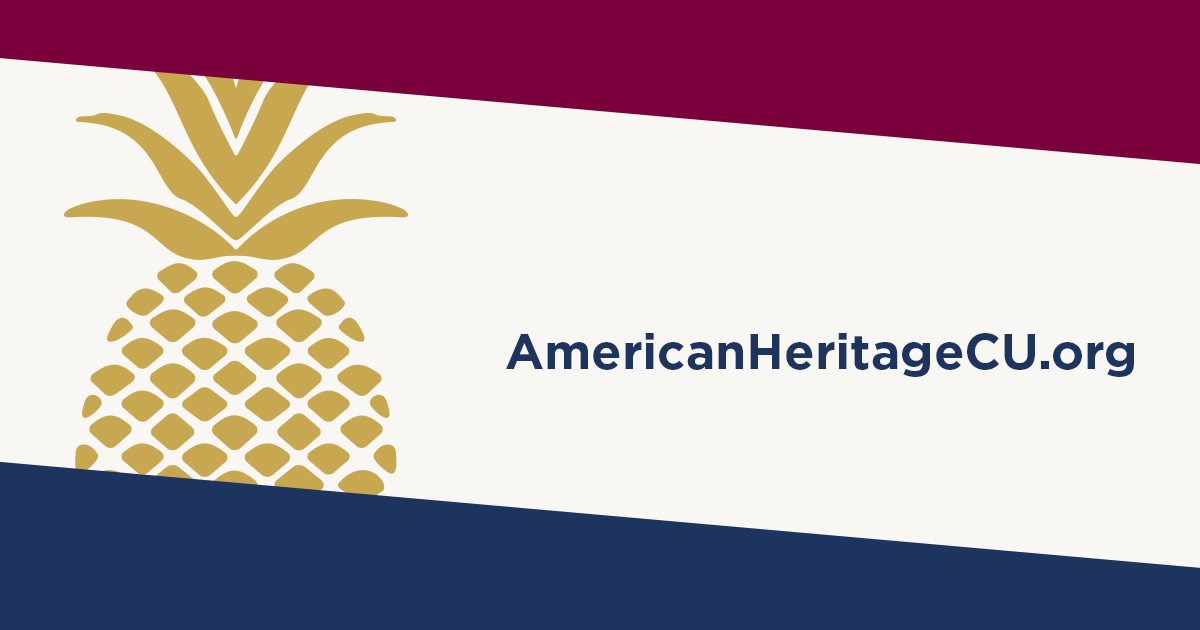 Home | American Heritage Credit Union
